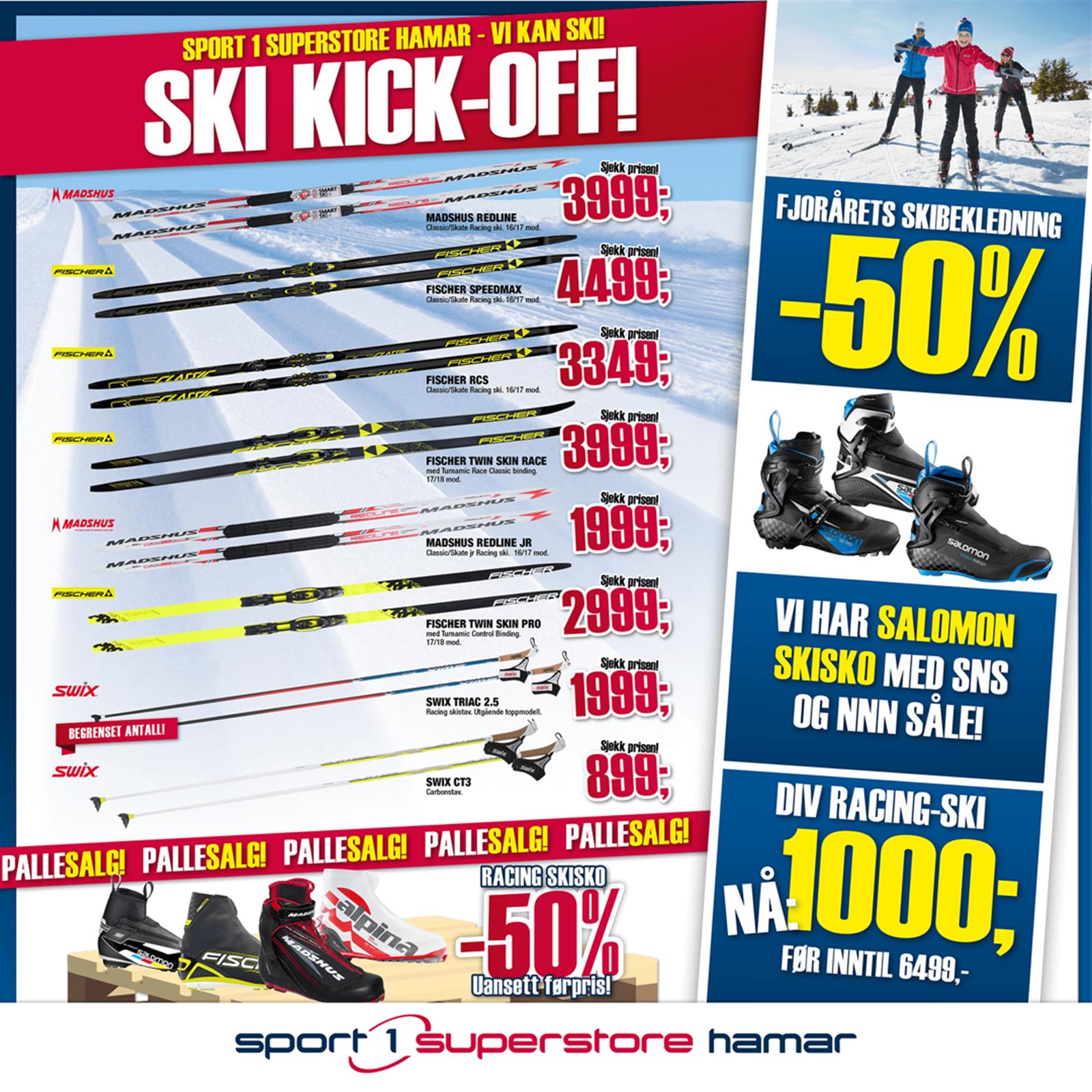 Ski Kick-Off